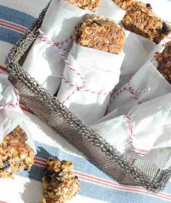 Breakfast Muesli Chews