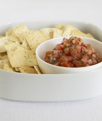Chilli, Coriander & Tomato Salsa