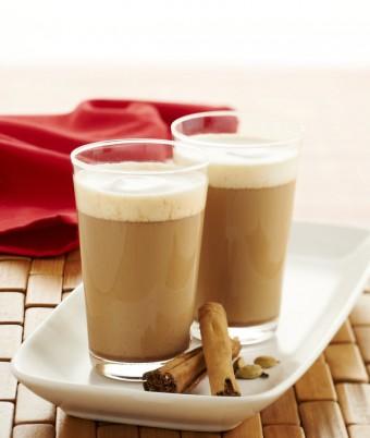 Vanilla Soy Chai Latte