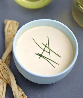 Soy Mustard Yoghurt Dip