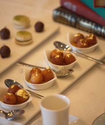 Almond Scented Gulab Jamon