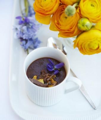 Tea Infused Chocopots