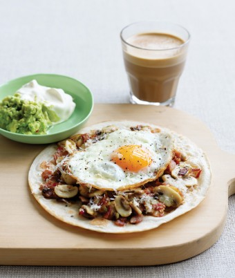 Breakfast Tortilla