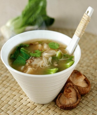 Quick Miso Fish Soup