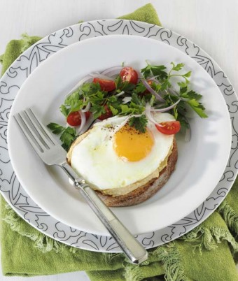 Tasty Tunisian Eggs