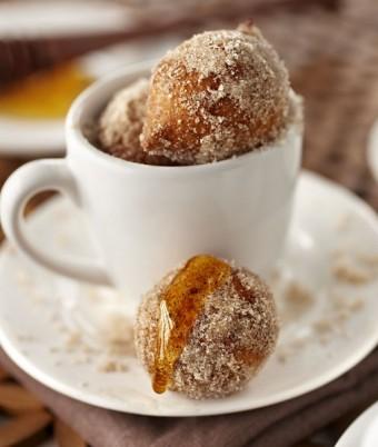 Golden Drop Donuts