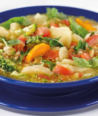Old Fashioned barley and vegetable Soup Recipes
