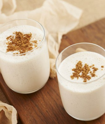 Vanilla, Honey and Cinnamon Smoothie