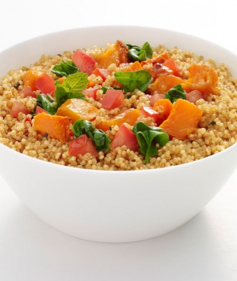 Indian Masala Quinoa
