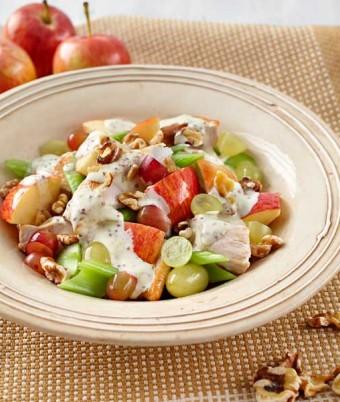 Char Grilled Chicken Waldorf Salad