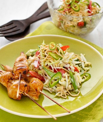 Asian Style Chicken Salad