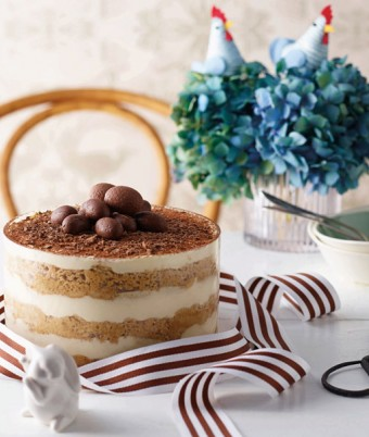 Gluten-free Easter Tiramisu Recipe