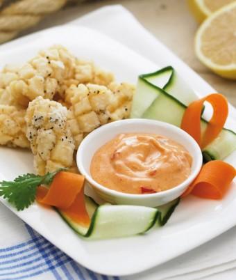 Calamari recipe