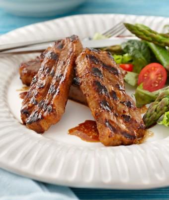 VEGEMITE and Ginger Pork Ribs recipe