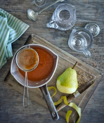 Spicy Pear Sauce