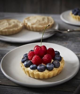 Mixed Fruit Tartlets