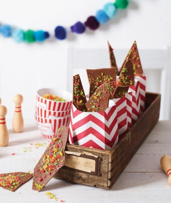 Popping Candy Bark recipe