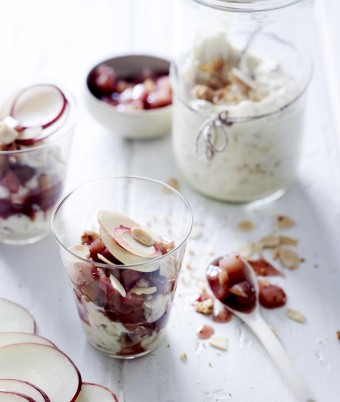 White Peach Eton Mess