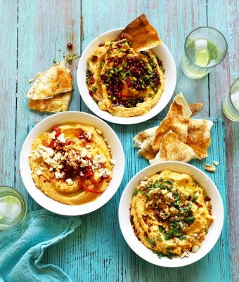 Sweet Potato Hummus recipes