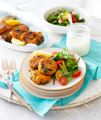 Sweet Potato Lentil Patties