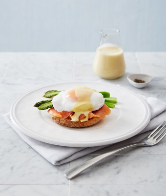 Quick and Easy Hollandaise Sauce