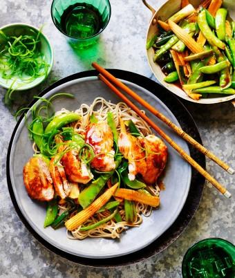 Quick Teriyaki chicken recipe