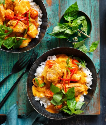 Best Red Duck Curry recipe
