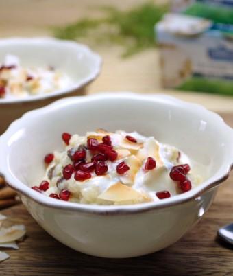 Honey Rice Pudding Recipe