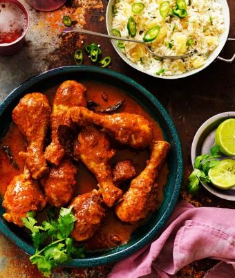Easy Chicken Tikka Masala recipe