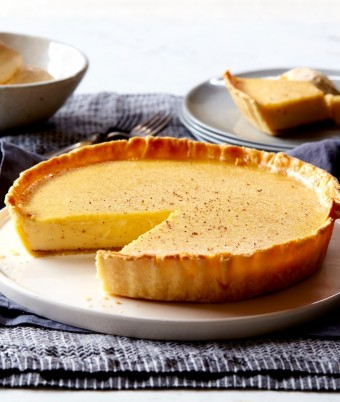 Traditional Custard Tart recipe