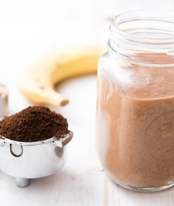 Vegan Breakfast Smoothie Recipe