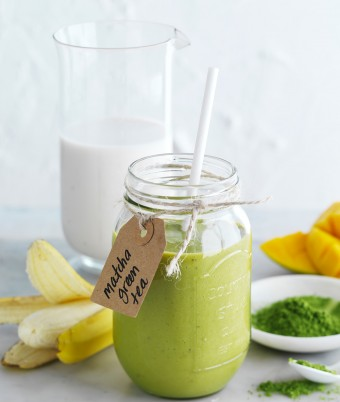 Matcha Green Tea Smoothie