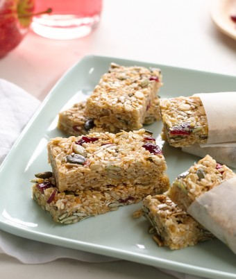Easy Muesli Bars (Nut Free)