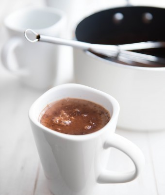 Vegan Mexican Spiced Hot Chocolate Recipe