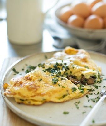 How to make an omelette with this basic omelette recipe