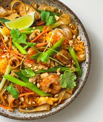 Pad Thai Noodle recipe