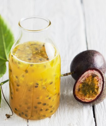 Tangy Passionfruit Sauce