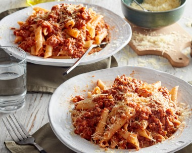 20 minute quick penne pasta recipe