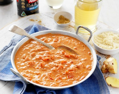 Indian Tomato Butter Sauce recipe by Ardmona
