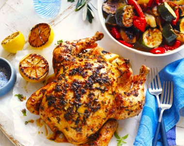Lemon oregano chicken best barbecue recipe