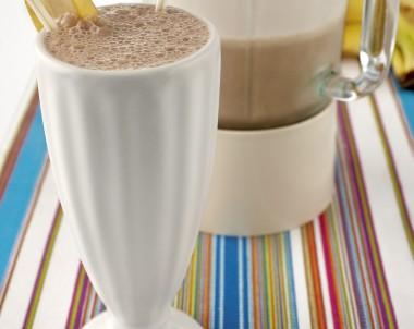 Banana Choc Smoothie KitchenAid kids