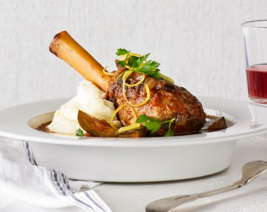 Greek Style Lamb Shank Recipes