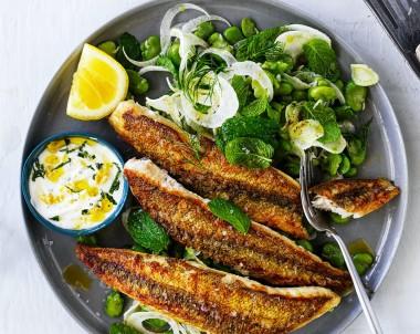 Easy flathead fish recipe