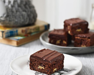 Gluten free chocolate brownies recipe