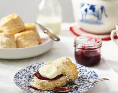 Lemonade Scones recipe