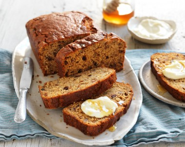 Date and walnut loaf recipe