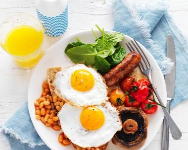 Big Egg Breakfast