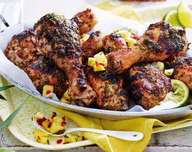 Jerk Chicken Drumsticks recipe