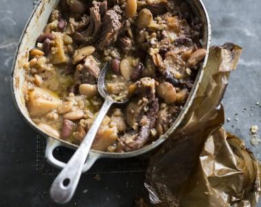Traditional Cholent Recipe