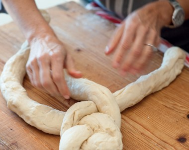 Challah Recipe from Monday Morning Cooking Club